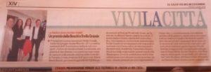 Articolo giornale Arabia 1