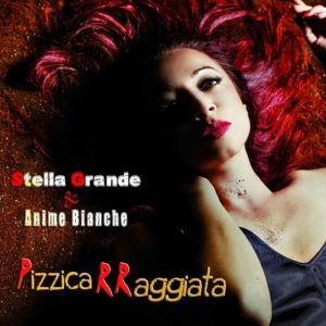 Cd Pizzica rraggiata cover